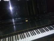 Пианино ЭЛЕГИЯ.в прекрасном состоянии.черного цвета.пианино