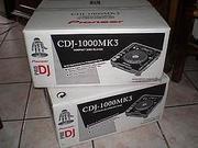 Pioneer CDJ 1000MK3